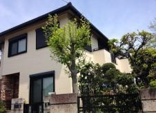 茨城県取手市F様邸 外壁塗装工事