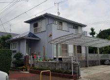 守谷市I様邸 屋根・外壁塗装工事